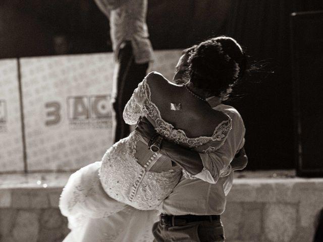 El matrimonio de Ubaldo y Angélica en La Calera, Cundinamarca 89