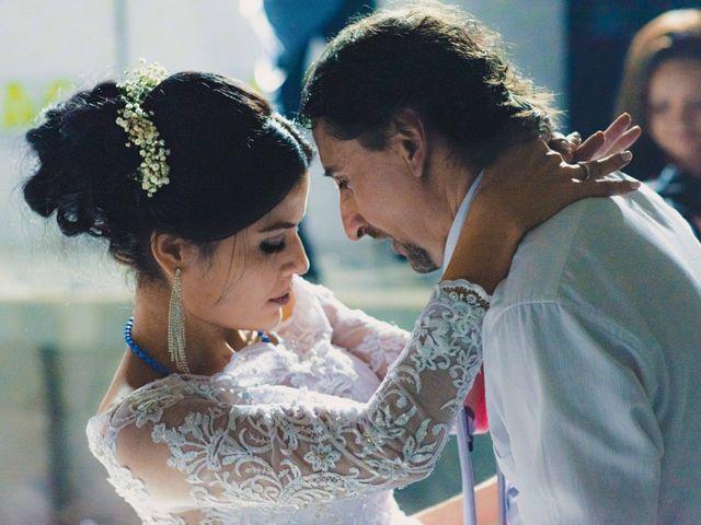El matrimonio de Ubaldo y Angélica en La Calera, Cundinamarca 90