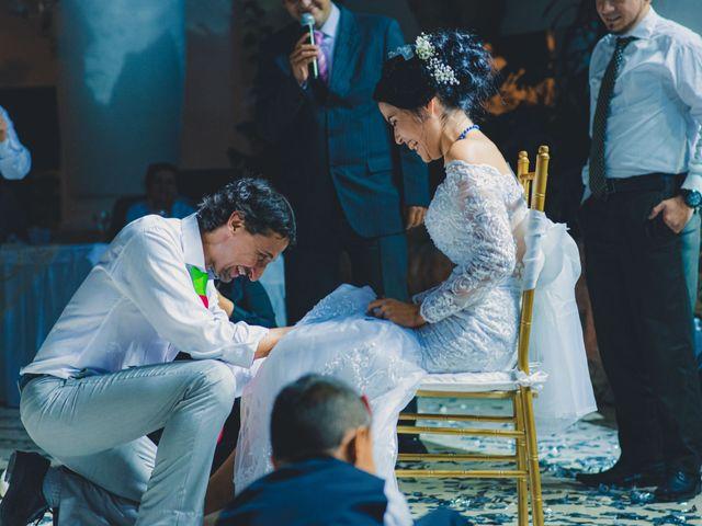 El matrimonio de Ubaldo y Angélica en La Calera, Cundinamarca 91