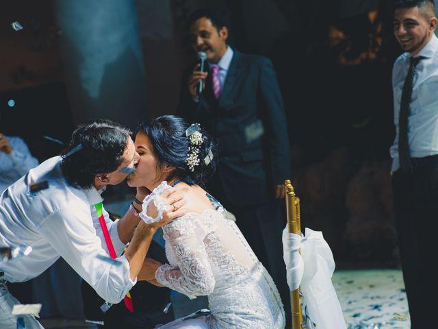El matrimonio de Ubaldo y Angélica en La Calera, Cundinamarca 92