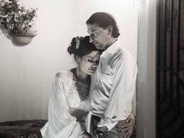 El matrimonio de Ubaldo y Angélica en La Calera, Cundinamarca 95