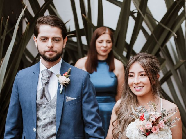 El matrimonio de Katherine y Oscar en El Rosal, Cundinamarca 7