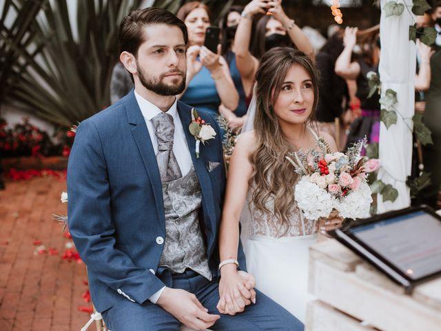 El matrimonio de Katherine y Oscar en El Rosal, Cundinamarca 8