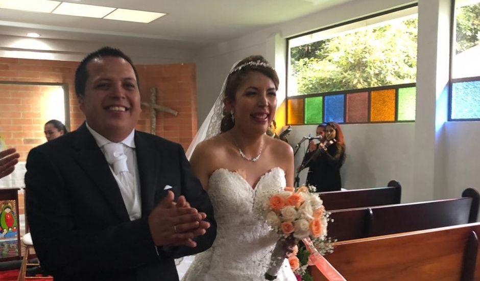 El matrimonio de Alejandro  y Andrea  en Cota, Cundinamarca