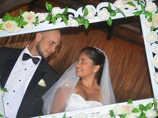El matrimonio de Dania y Jhon   2