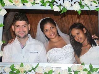 El matrimonio de Dania y Jhon   3