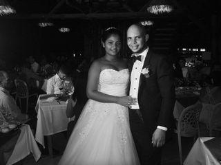 El matrimonio de Dania y Jhon