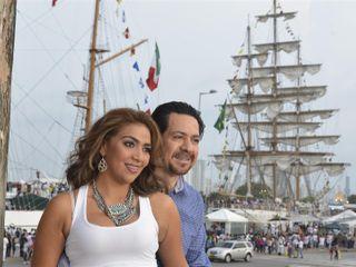 El matrimonio de María Alejandra y Robert 2