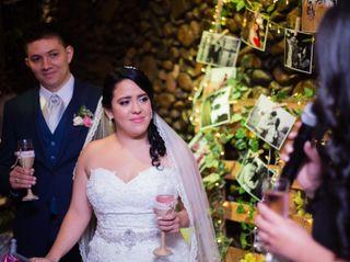El matrimonio de Gessica y Davian