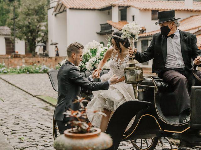El matrimonio de Sebastián y Isabella en Rionegro, Antioquia 7