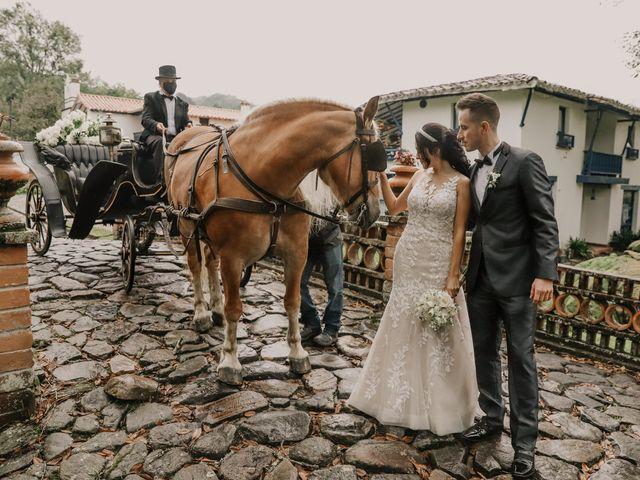 El matrimonio de Sebastián y Isabella en Rionegro, Antioquia 1