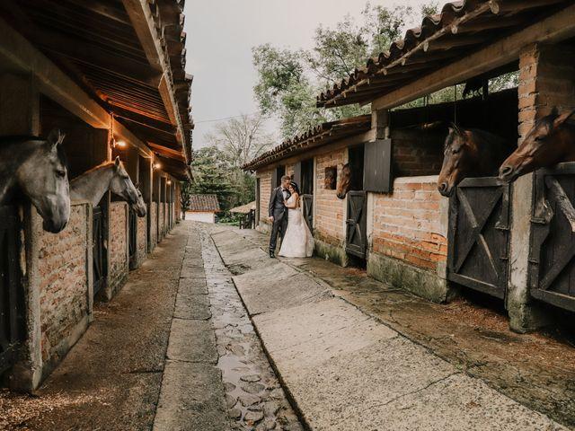 El matrimonio de Sebastián y Isabella en Rionegro, Antioquia 9