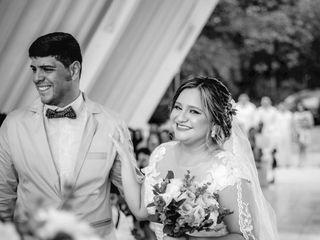 El matrimonio de Angie y Xavi 1