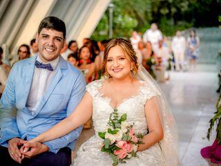 El matrimonio de Angie y Xavi 2