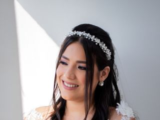El matrimonio de Alejandra y Luis 1