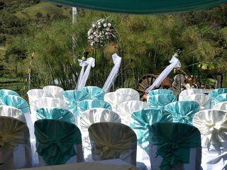 El matrimonio de Mabel y Carlos 3