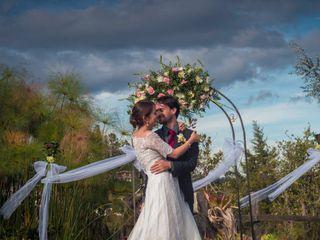 El matrimonio de Mabel y Carlos