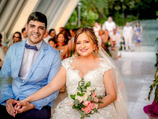 El matrimonio de Xavi y Angie en Santa Marta, Magdalena 1