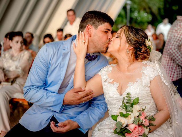 El matrimonio de Xavi y Angie en Santa Marta, Magdalena 6