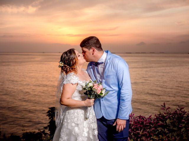 El matrimonio de Xavi y Angie en Santa Marta, Magdalena 7