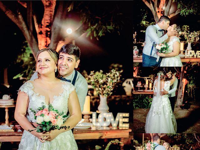 El matrimonio de Xavi y Angie en Santa Marta, Magdalena 10