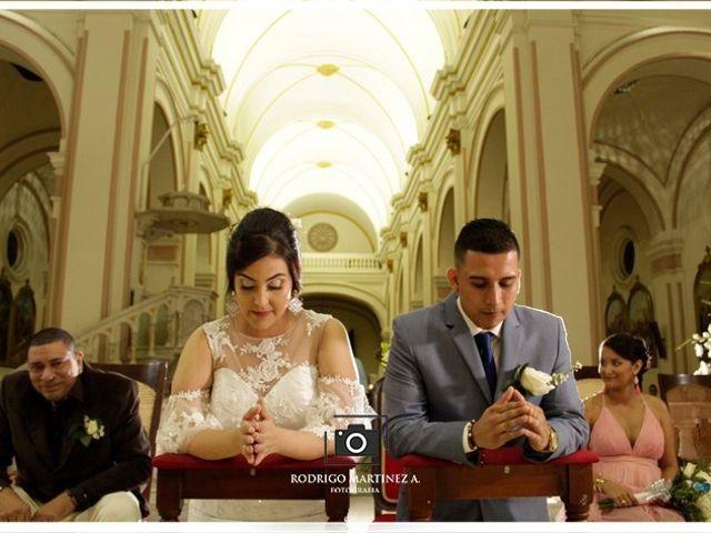 El matrimonio de Brayan  y Luisa  en Palmira, Valle del Cauca 8
