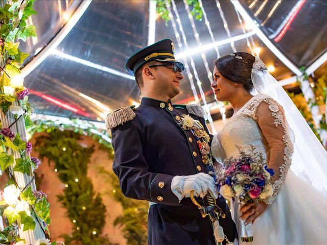 El matrimonio de John y Adriana