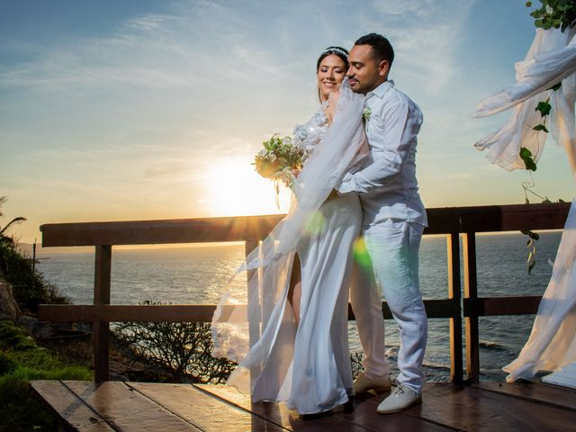 El matrimonio de Luis y Alejandra en Puerto Colombia, Atlántico 1