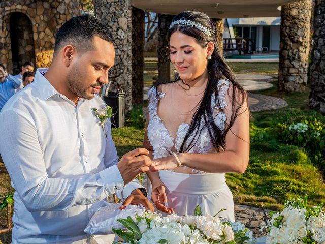 El matrimonio de Luis y Alejandra en Puerto Colombia, Atlántico 23