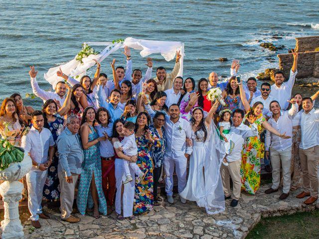 El matrimonio de Luis y Alejandra en Puerto Colombia, Atlántico 27