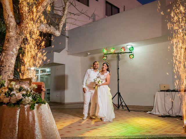 El matrimonio de Luis y Alejandra en Puerto Colombia, Atlántico 28