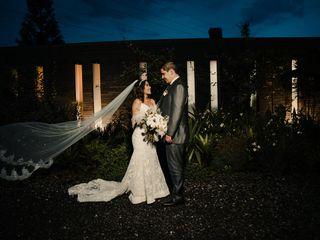 El matrimonio de María Alejandra y Julio 1