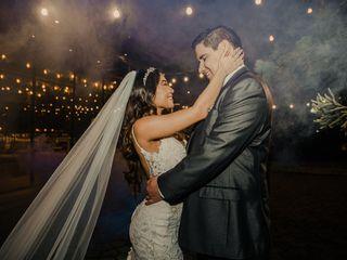 El matrimonio de María Alejandra y Julio 2