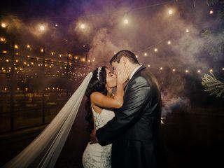 El matrimonio de María Alejandra y Julio 3