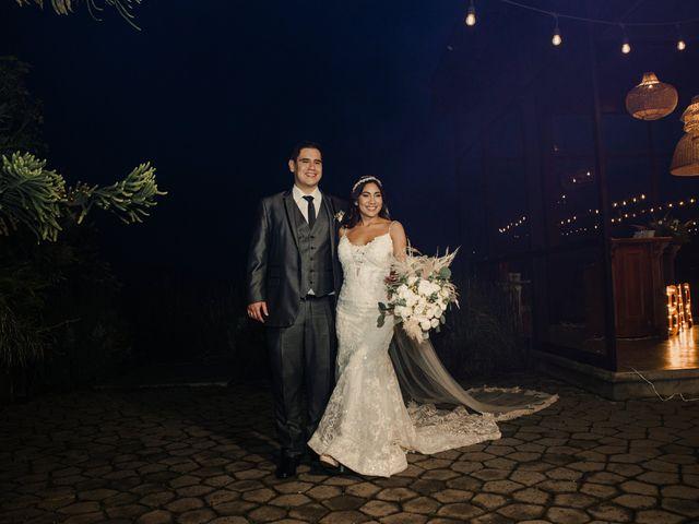 El matrimonio de Julio y María Alejandra en Envigado, Antioquia 1