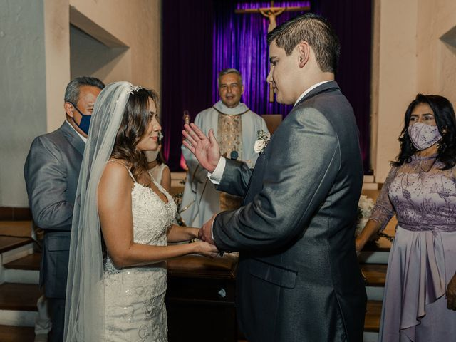 El matrimonio de Julio y María Alejandra en Envigado, Antioquia 14