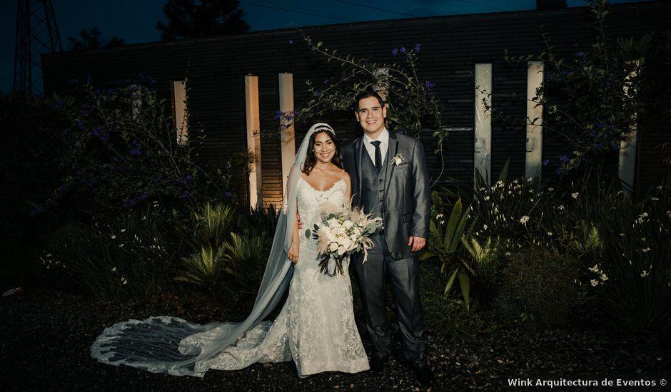 El matrimonio de Julio y María Alejandra en Envigado, Antioquia