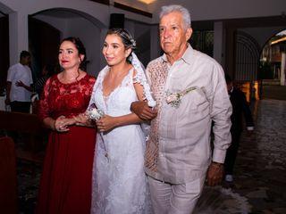 El matrimonio de Cristina y Felipe 1
