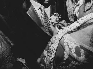 El matrimonio de Cristina y Felipe 2
