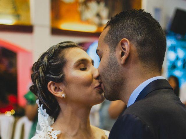 El matrimonio de Cristina y Felipe