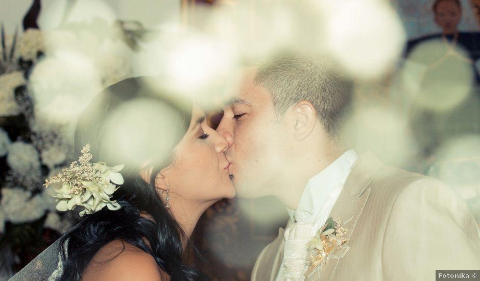 El matrimonio de David y Catalina en Medellín, Antioquia