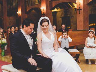 El matrimonio de Ana Milena y Raul