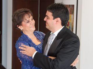 El matrimonio de Sandra y Luis Fernando 1
