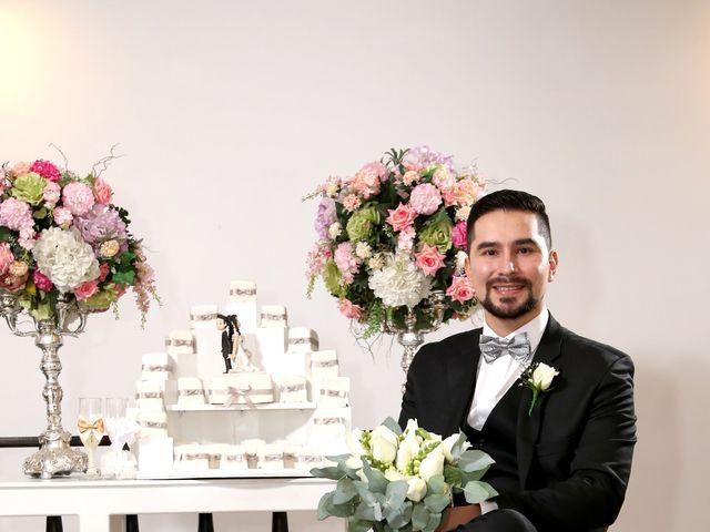 El matrimonio de Fredy y María José en Bogotá, Bogotá DC 5