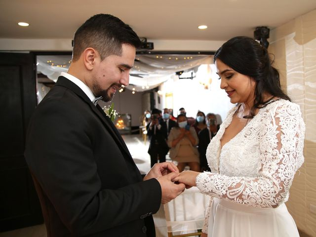 El matrimonio de Fredy y María José en Bogotá, Bogotá DC 9