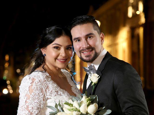 El matrimonio de Fredy y María José en Bogotá, Bogotá DC 11