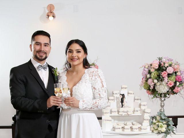 El matrimonio de Fredy y María José en Bogotá, Bogotá DC 15