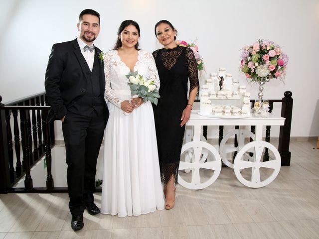 El matrimonio de Fredy y María José en Bogotá, Bogotá DC 16