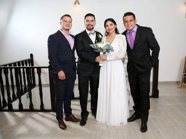 El matrimonio de Fredy y María José en Bogotá, Bogotá DC 17