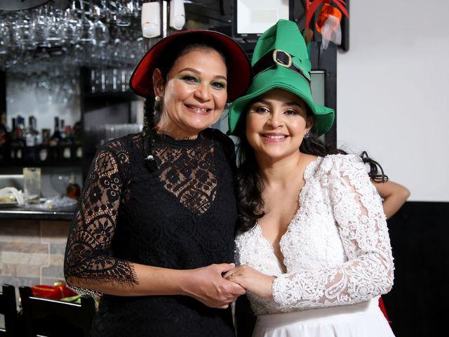 El matrimonio de Fredy y María José en Bogotá, Bogotá DC 21